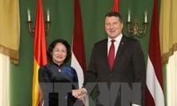 Vietnam y Letonia estrechan lazos