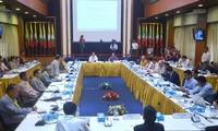 Gobierno de Myanmar renueva las negociaciones de paz