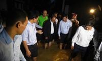 Compatriotas de la región central de Vietnam superan consecuencias del huracán Damrey
