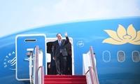 Vietnam participa en la Cumbre de ASEAN en Filipinas