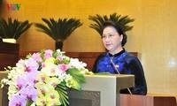 Cierre con éxito el cuarto período de sesiones del Parlamento vietnamita