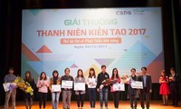 Entregan los premios a los finalistas del concurso Juventud Emprendedora 2017