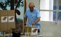 Declaran triunfo del oficialismo en las elecciones municipales en Venezuela