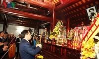 Rememoran el mérito de Phan Boi Chau con la revolución y la cultura de Vietnam