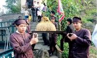 Singulares fiestas de los grupos étnicos en las zonas montañosas de Vietnam