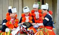 Ancestral culto de la etnia Dao Rojo a hadas protectoras de niños