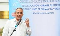 """Corazón revolucionario cubano en el poemario """"La verdad me nombra"""""""