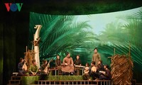"""La obra """"Maestro Ba Doi"""" destaca la unidad de los artistas vietnamitas"""