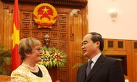 Menteri Pendidikan Negara Bagian  Hessen Jerman mengunjungi Vietnam