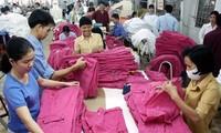 Tekstil dan produk tekstil Vietnam : 6 bulan ekspor mencapai USD 9 miliar