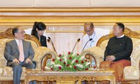 Aktivitas Ketua MN Nguyen Sinh Hung di Myanmar