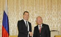 Memperkuat kerjasama antara kota Ho Chi Minh dengan daerah-daerah di Federasi Rusia