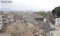 Jumlah korban akibat gempa bumi di Nepal terus meningkat