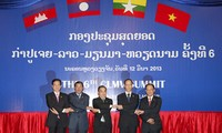 Myanmar mengadakan Konferensi Tingkat Tinggi CLMV 7 dan ACMECS 6