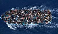 Jumlah migran yang masuk Eropa bisa mencapai 1 juta orang pada tahun 2016