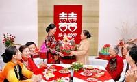 Penjelasan tentang adat istiadat pernikahan di masyarakat Vietnam