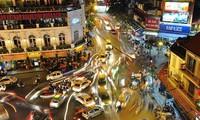 Memperkenalkan sepintas lintas tentang kendaraan- kendaraan di Hanoi