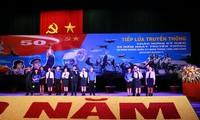 Memperkenalkan sepintas lintas tentang Liga Pemuda Komunis Ho Chi Minh