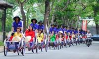 Memperkenalkan sepintas lintas tentang becak di Vietnam