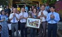 Kota Hoi An menyambut kedatangan wisatawan ke-10 juta