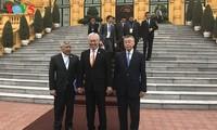 Menteri Perdagangan Indonesia: Indonesia memperhatikan penguatan kerjasama perdagangan dengan Vietnam