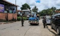 Presiden Filipina menyerukan dialog dengan kelompok pembangkang di Marawi