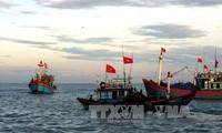 Pameran Pusaka budaya laut dan pulau Vietnam di propinsi Quang Nam