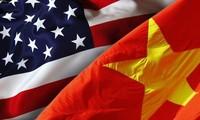 Mendorong perkembangan hubungan kemitraan komprehensif Vietnam-Amerika Serikat