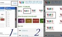 VOV Media : Cara penularan, penyiaran baru dari Radio Suara Vietnam