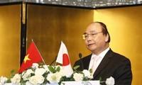 PM Nguyen Xuan Phuc menghadiri Konferensi  promosi investasi Vietnam di Jepang