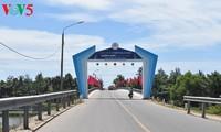 Festival ke-6 Pusaka Quang Nam -tahun 2017 menjelang acara pembukaan