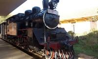Penjelasan tentang kereta api tenaga uap  di Vietnam