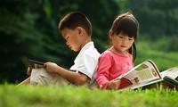 Penjelasan tentang budaya baca buku di Vietnam