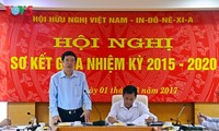 Konferensi evaluasi sementara sela masa bakti 2015-2020 VIFA angkatan III