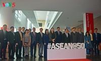 ASEAN-50 tahun musyawarah dan mufakat untuk berkembang