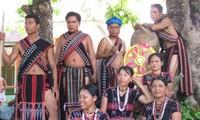 """Pesta """"Ada"""" dari warga etnis minoritas Pa Ko"""