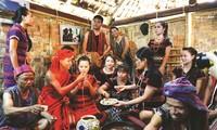 Upacara pernikahan dari warga etnis minoritas Pa Ko dengan berbagai ritual yang istimewa
