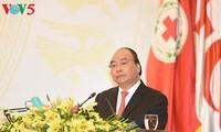 Pembukaan Kongres Nasional ke-10, Lembaga Palang Merah Vietnam