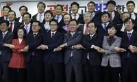 Partai yang berkuasa di Republik Korea menentang  penggelaran senjata nuklir taktis