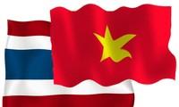 Mendorong hubungan kemitraan strategis  Vietnam-Thailand
