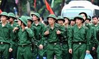 Penjelasan tentang masalah wajib militer di Vietnam