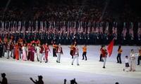SEA Games 29: Pembukaan resmi Pesta olahraga yang paling besar di Asia Tenggara