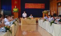 """Konferensi tentang """"Mekanisme khusus tentang investasi infrastruktur sosial-ekonomi yang berkaitan dengan pertahanan dan keamanan daerah Tay Bac"""""""