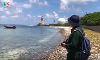Pulau Nam Yet - bumi kelapa di tengah-tengah kepulauan Truong Sa