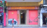 Tempat dimana Presiden Ho Chi Minh menulis Teks Proklamasi Kemerdekaan melahirkan negara Vietnam