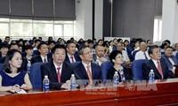Pertemuan sehubungan dengan peringatan ultah ke-68  Hari Nasional Republik Rakyat Tiongkok