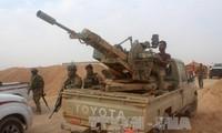 Tentara Irak mencapai kemenangan lagi di lapangan