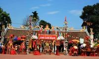 Canh Hoach- Desa yang mempunyai dua  orang Trang Nguyen