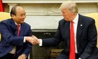 Gedung Putih mengumumkan secara rinci jadwal perlawatan di Asia dari Presiden AS, Donald Trump