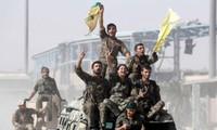 IS kehilangan kira-kira 90% wilayah di Irak dan Suriah